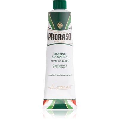 Proraso Green мыло для бритья в тубе