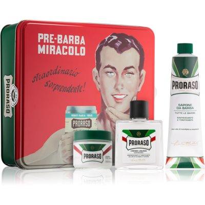 Proraso Rinfrescante E Tonificante zestaw do golenia II. dla mężczyzn