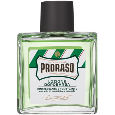 Proraso Rinfrescante E Tonificante Refreshing After Shave Splash