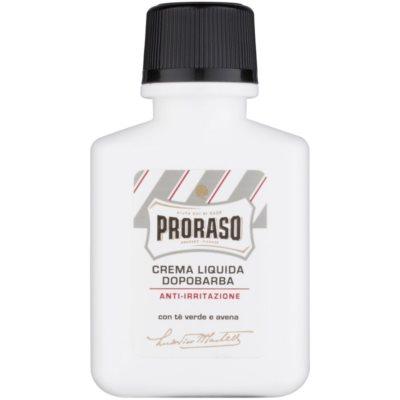 Proraso White βάλσαμο για μετά το ξύρισμα για ευαίσθητη επιδερμίδα