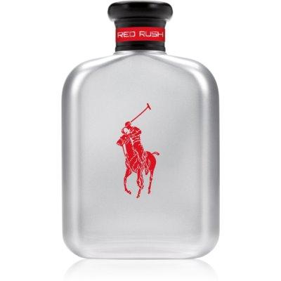 Ralph Lauren Polo Red Rush toaletní voda pro muže