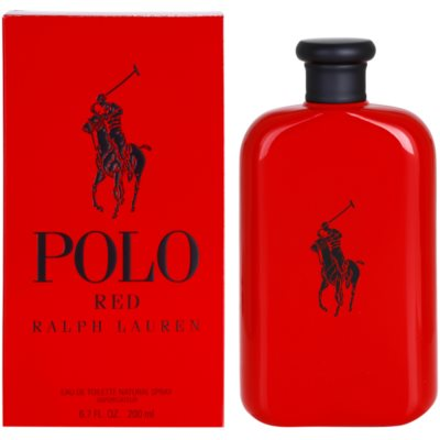 Ralph LaurenPolo Red