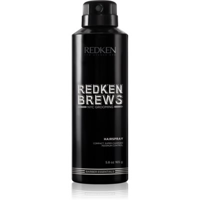 Redken Brews спрей за коса с екстра силна фиксация