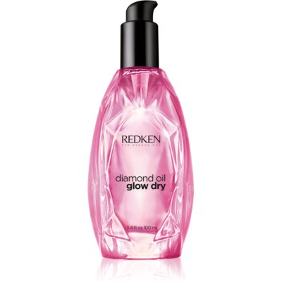 Redken Diamond Oil Glow Dry Oil For Faster Blown