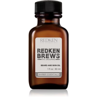 Redken Brews olejek do brody i wąsów