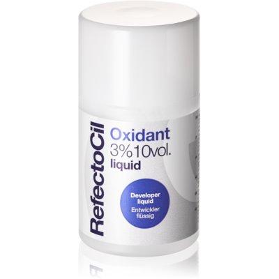RefectoCil Eyelash and Eyebrow emulsione attivatore 3% 10 vol. liquida