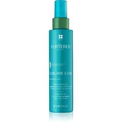 René Furterer Sublime Curl ενεργοποιητικό σπρέι για σγουρά μαλλιά
