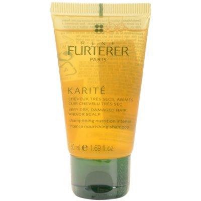 René Furterer Karité Närande schampo för torrt och skadat hår