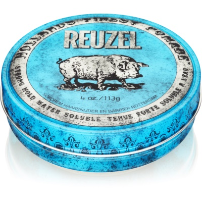 Reuzel Hollands Finest Pomade Strong Hold Haarpomade mit starker Festigung