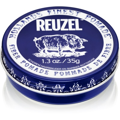Reuzel Hollands Finest Pomade Fiber маска За коса