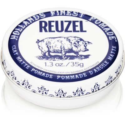 ReuzelHollands Finest Pomade Clay