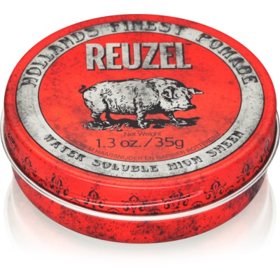 Reuzel Hollands Finest Pomade High Sheen pommade cheveux brillance intense