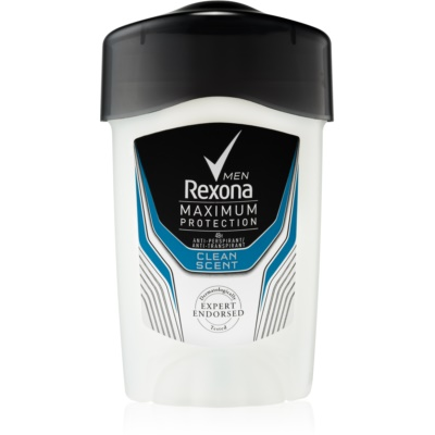 Rexona Maximum Protection Clean Scent крем-антиперспирант