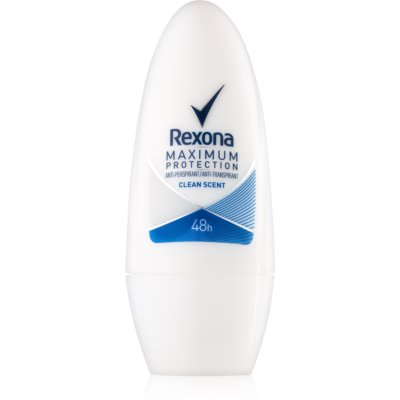 Rexona Maximum Protection Clean Scent Antitranspirant Deoroller 48 Std.