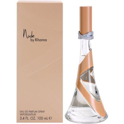 Rihanna Nude woda perfumowana dla kobiet