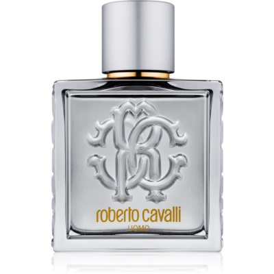 Roberto Cavalli Uomo Silver Essence Eau de Toilette für Herren