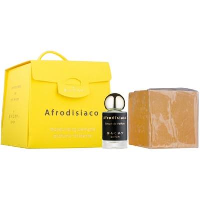 S.A.C.K.Y. Afrodisiaco hydratační parfém unisex + parfémový extrakt 5 ml
