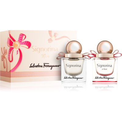 Salvatore Ferragamo Signorina Gift Set IX. for Women