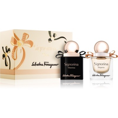 Salvatore Ferragamo Signorina Gift Set VIII. for Women