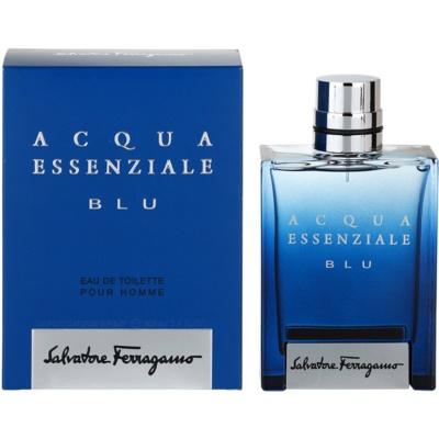 Salvatore Ferragamo Acqua Essenziale Blu eau de toilette per uomo