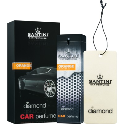 SANTINI Cosmetic Diamond Orange illat autóba