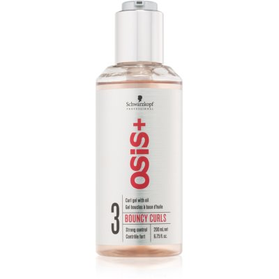 Schwarzkopf Professional Osis+ Bouncy Curls Oil-Based Gel for Curls