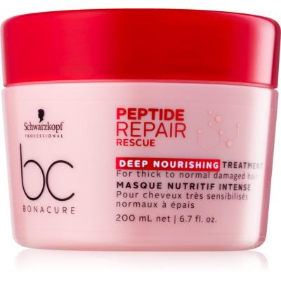 Schwarzkopf ProfessionalBC Bonacure Peptide Repair Rescue