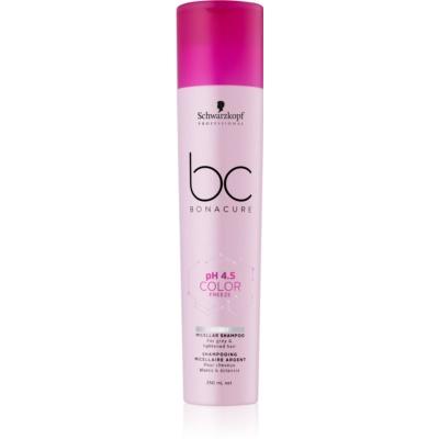 Schwarzkopf ProfessionalBC Bonacure pH 4,5 Color Freeze