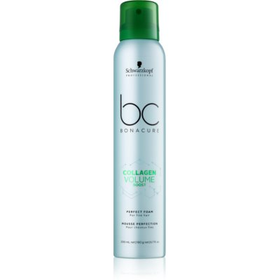 Schwarzkopf Professional BC Bonacure Volume Boost Hair Mousse with Volume Effect
