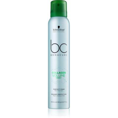 Schwarzkopf Professional BC Bonacure Volume Boost Haarschuim  voor Volume