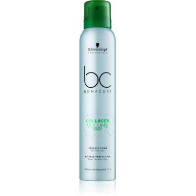 Schwarzkopf Professional BC Bonacure Volume Boost pjena za kosu za volumen