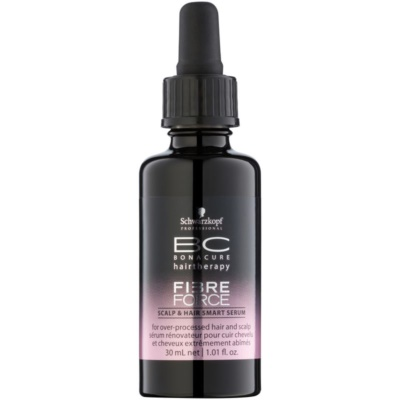 Schwarzkopf Professional BC Bonacure Fibreforce Repairing Serum for Scalp and Damaged Hair