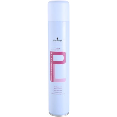 Schwarzkopf Professional Professionnelle Hairspray Extra Strong Hold