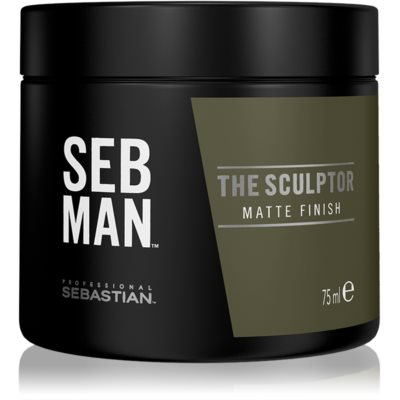 Sebastian Professional SEB MAN The Sculptor Texturising Hair Matt Clay