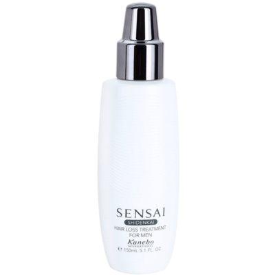 Sensai Shidenkai serum przeciw wypadaniu włosów i przerzedzeniu dla mężczyzn