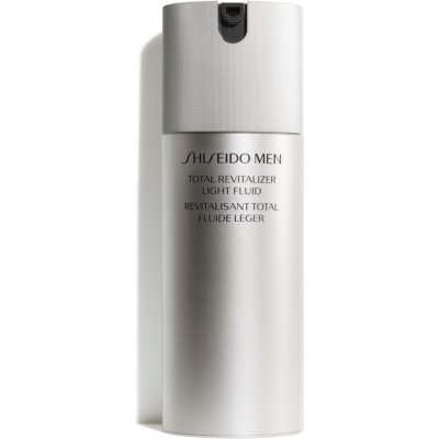 Shiseido Men Total Revitalizer Light Fluid loción hidratante