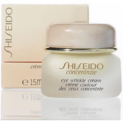 Shiseido Concentrate Eye Wrinkle Cream Anti-Faltencreme für den Augenbereich