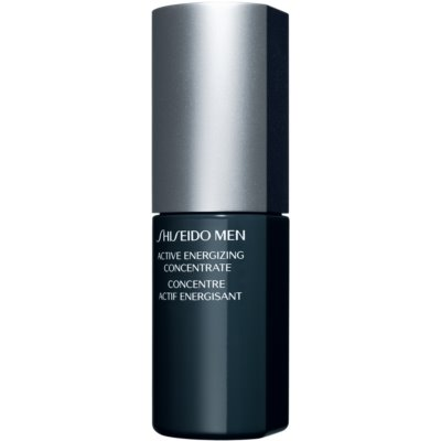 Shiseido Men Active Energizing Concentrate Verjüngungskonzentrat strafft die Haut und verfeinert Poren