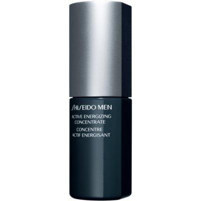 Shiseido Men Active Energizing Concentrate ανανεωτικό συμπύκνωμα για την ελαχιστοποίηση των πόρων