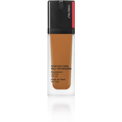 Shiseido Synchro Skin Self-Refreshing Foundation fond de teint longue tenue SPF 30