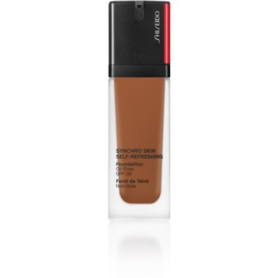 Shiseido Synchro Skin Self-Refreshing Foundation dlouhotrvající make-up SPF 30