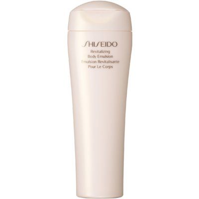 Shiseido Global Body Care Revitalizing Body Emulsion rewitalizujący balsam do ciała