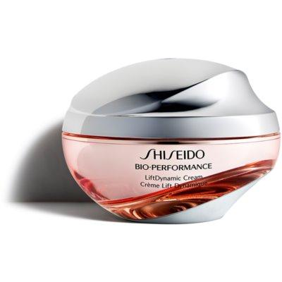 Shiseido Bio-Performance LiftDynamic Cream crema cu efect de lifting pentru un efect anti-rid complet