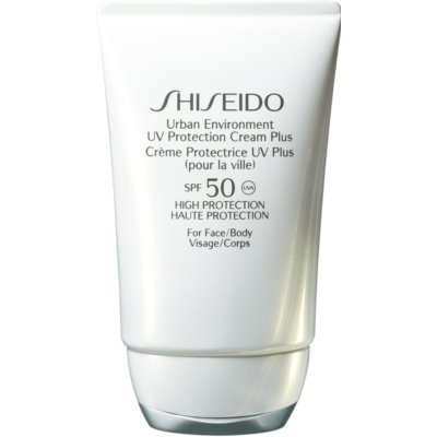 ShiseidoSun Care Urban Environment UV Protection Cream Plus