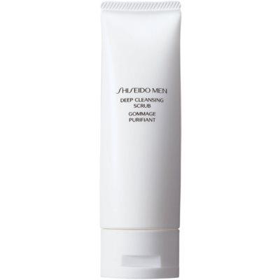 ShiseidoMen Deep Cleansing Scrub