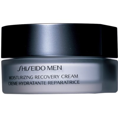 Shiseido Men Moisturizing Recovery Cream Milde 24-Stunden Pflege-Creme