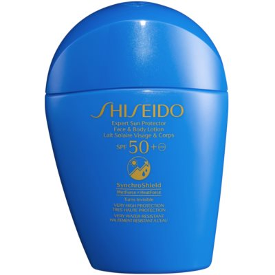 ShiseidoSun Care Expert Sun Protector Face & Body Lotion