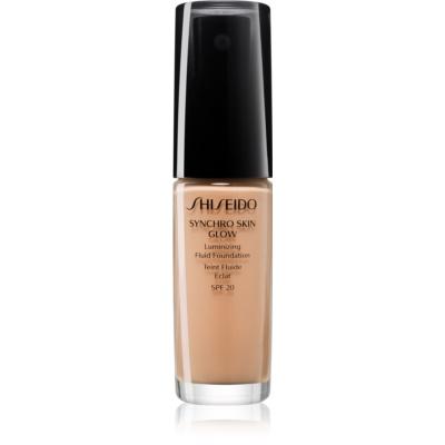 ShiseidoSynchro Skin Glow Luminizing Fluid Foundation