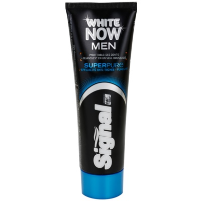 SignalWhite Now Men Super Pure