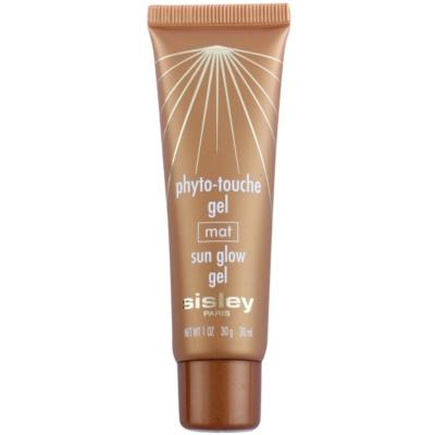 Sisley Sun Glow Gel tónovací gel na obličej